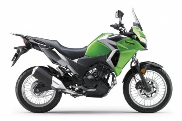 2017 Kawasaki Versys-X 250