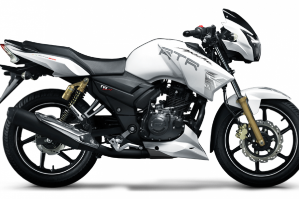 2017 TVS Apache RTR 180 ABS
