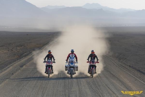 Honda CRF1000L Africa Twin Adventure Sports 2020 ve Honda CRF1000L Africa Twin 2020