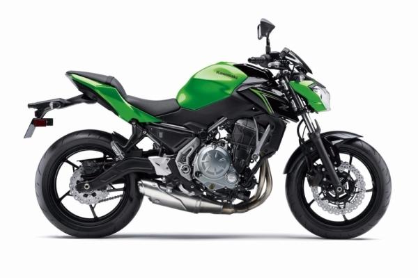 2018 Kawasaki Z 650