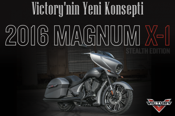 Victory, Magnum X-1'in 2016'da Geri Döneceğini Açıkladı