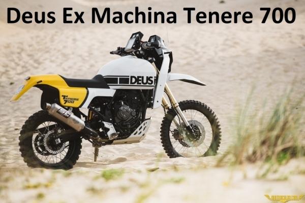 Özel Yapım Yamaha Tenere 700