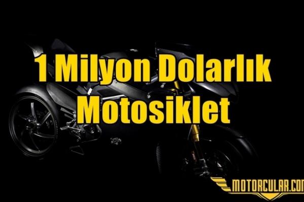 1 Milyon Dolarlık Motosiklet
