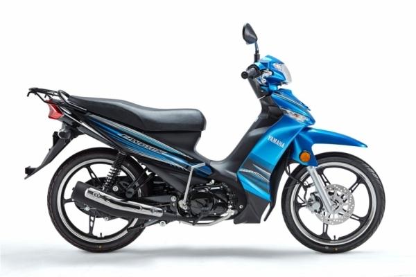 2016 Yamaha Crypton 115
