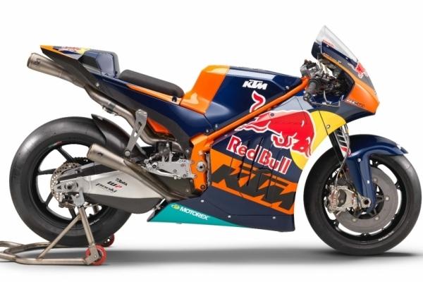 2017 KTM RC16