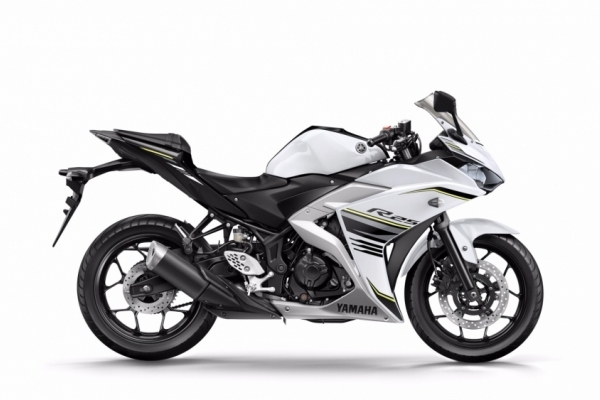 2017 Yamaha YZF R25
