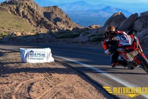 2018 Pikes Peak Yarışını Ducati Kazandı