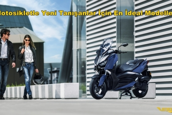 Motosikletle Yeni Tanışanlar İçin En İdeal Modelleri ile Yamaha Motor Karşınızda