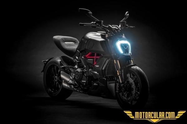 2019 Ducati Diavel 1260 Tanıtıldı