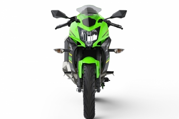 2019 Kawasaki Ninja125