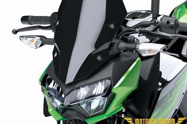 2019 Kawasaki Z400 Tanıtıldı