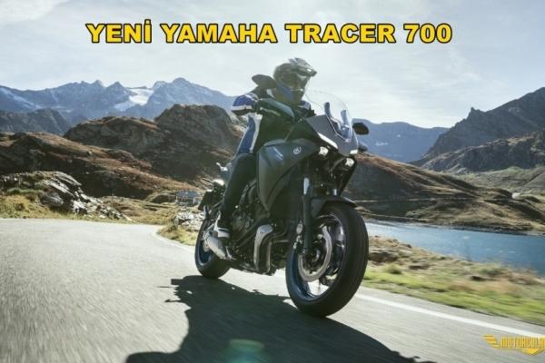 Uzun Yolun Keyfi Şehir İçinin Konforu Yeni Yamaha 700 İle Yaşanır