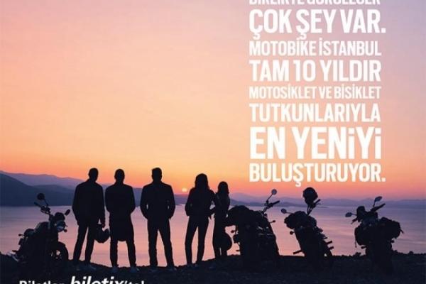 Motobike İstanbul 22–25 Şubat 2018