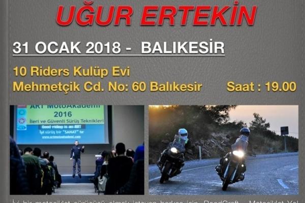 ART Teorik Sunum  Balıkesir 31 Ocak 2018
