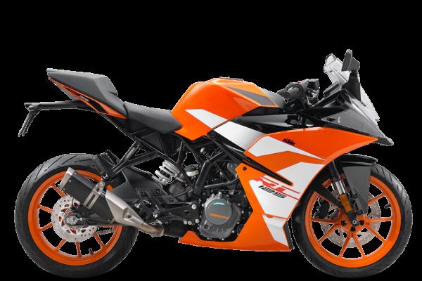 2018 KTM 125 RC