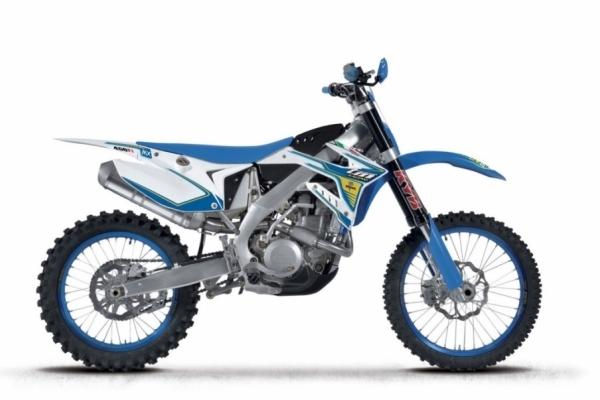 2017 TM Racing MX 530 FI