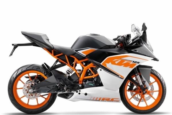 2016 KTM 125 RC