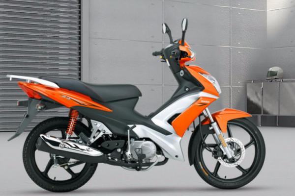 2015 Haojue HJ110-3