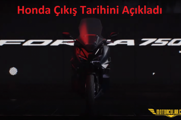 Yeni Honda Forza 750 Çıkış Tarihi Açıklandı