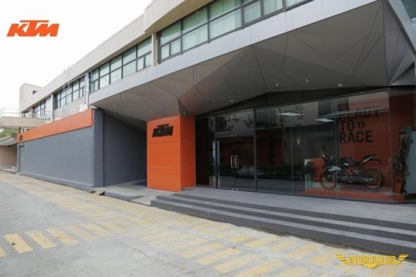 KTM Filipinler Fabrikası