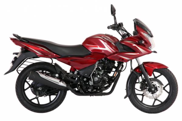 2016 Bajaj Discover 150 F