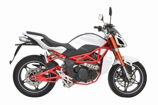 2015 Megelli Naked 250S