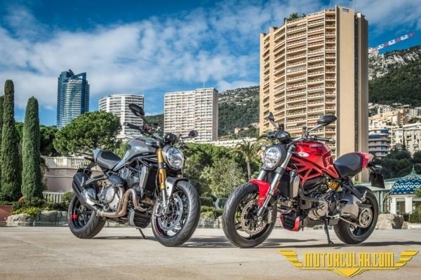 Ducati Monster 1200 S www.motorcular.com