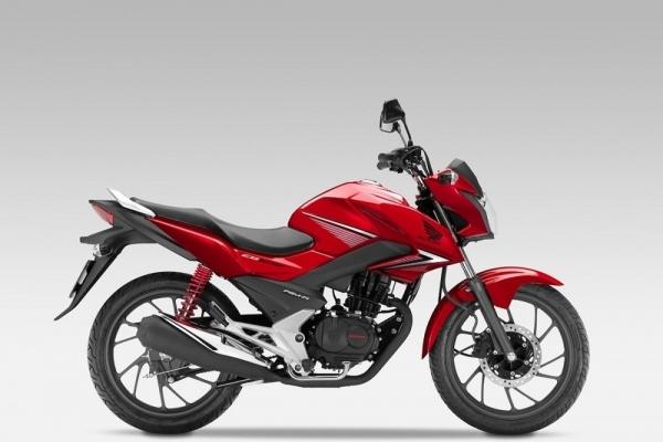 2015 Honda CB 125F