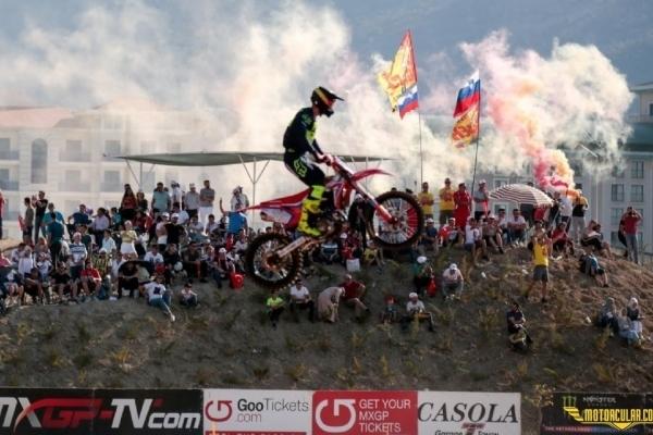 Dünya Motokros Şampiyonası'nın (MXGP) 17