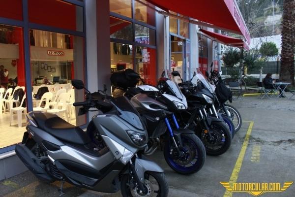 Yamaha Riding Academy Teorik Eğitimi İzmir