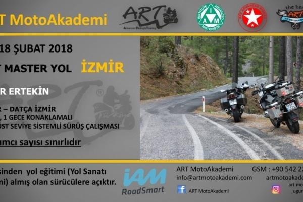 ART Master Yol - İzmir 17-18 Şubat 2018