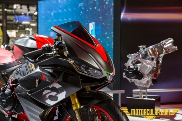 Aprilia RS660 Supersports Twin Konseptini Tanıttı