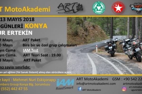 ART Günleri Konya 06-13 Mayıs 2018