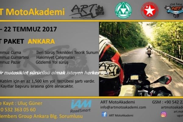 Art Paket Ankara 20-22 Temmuz 2018