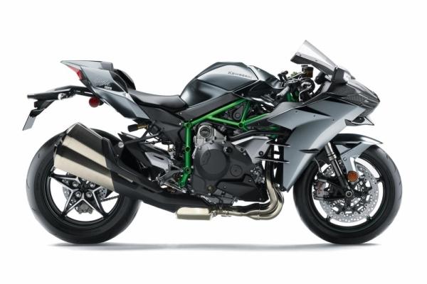 2017 Kawasaki Ninja H2 Carbon