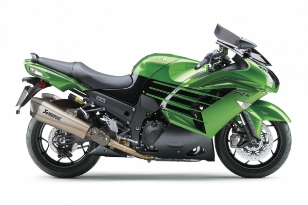 2017 Kawasaki ZZR 1400 Performance Sport