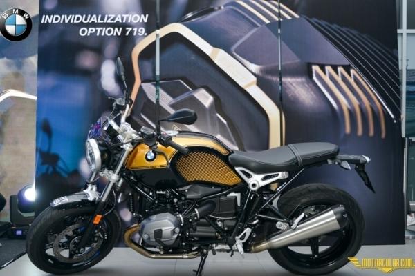 BMW Motorrad Motosikletinizi Option 719 ile Kişiselleştiriyor
