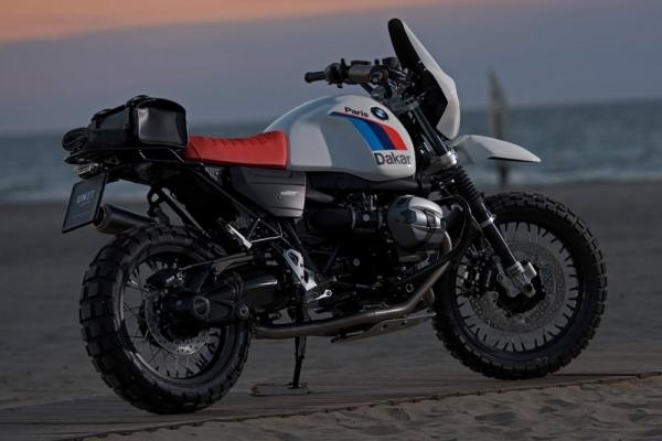 BMW RnineT Paris Dakar Aksesuarları