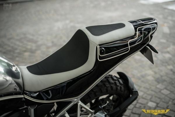 Özel Yapım BMW 1200 GS