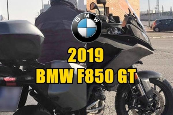 BMW F850 GT Görüntülendi