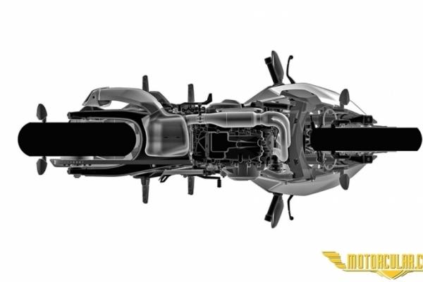 BMW F850RS