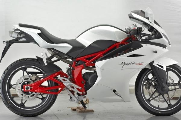 2015 Megelli Sport 250 R