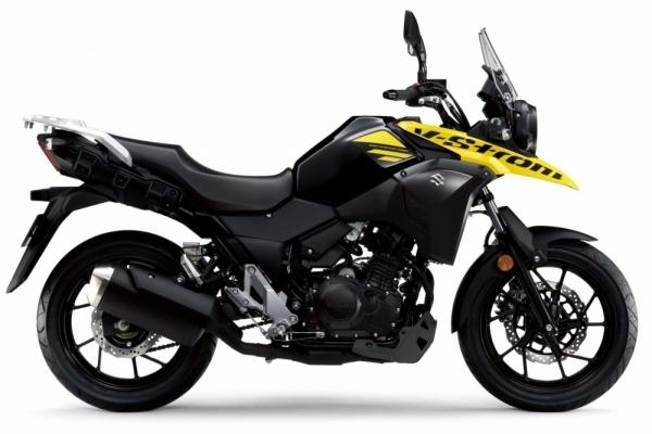 2017 Suzuki V-Strom DL 250