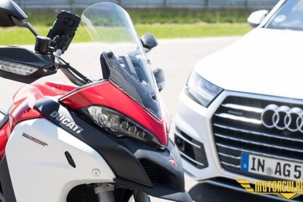 Ducati Güvenlik Çalışmalarına Devam Ediyor
