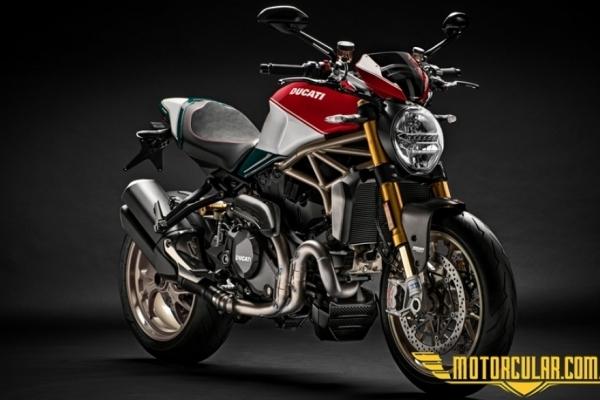 Ducati Monster 1200 25. Yıl Serisini Çıkardı