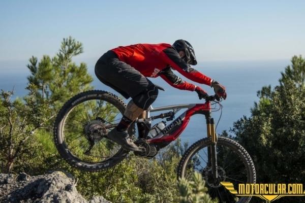 Ducati'nin Elektrikli Bisikleti