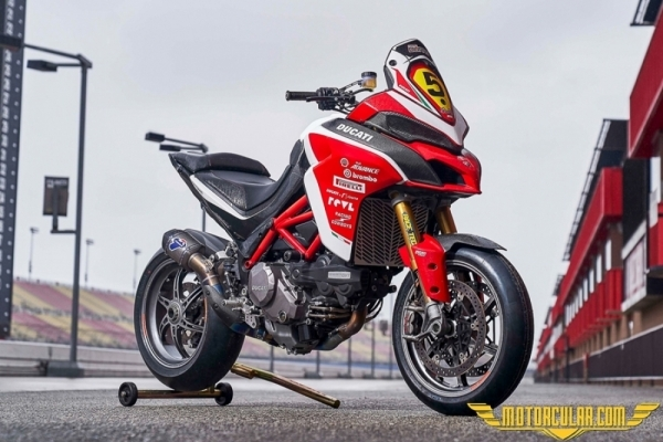 Dünyadaki En Hızlı 2018 Ducati Multistrada 1260