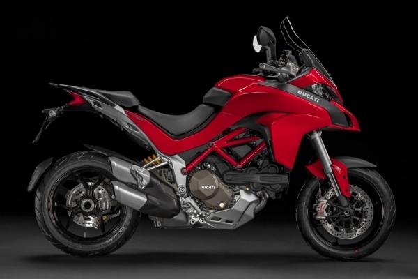 2016 Ducati Multistrada 1200S