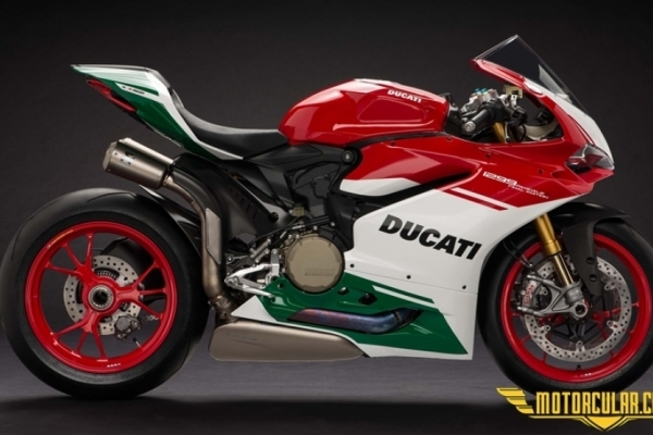 Efsane Bitiyor: Ducati 1299 Panigale R Final Edition