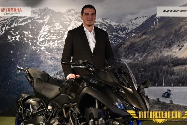 Yamaha NIKEN Türkiye Lansmanı Yapıldı